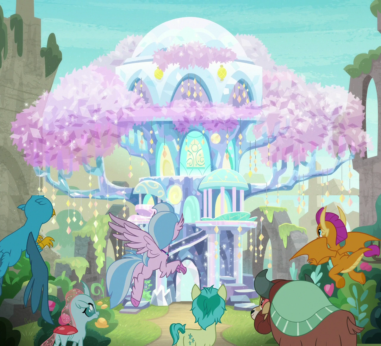 MLP Treehouse of Harmony by Mdwyer5 on DeviantArt