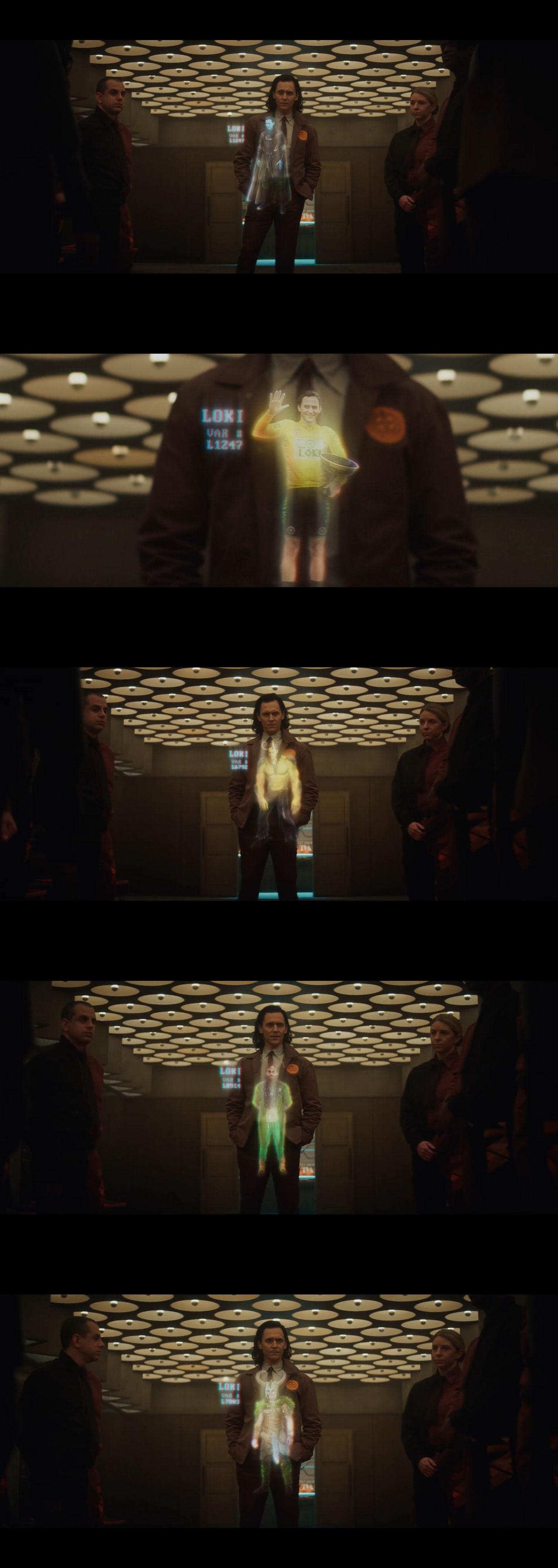 Loki Variants 2