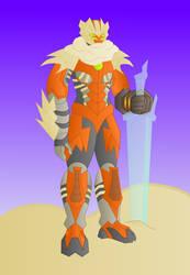 Bionicle -  0nuku's Virse by Khromatose