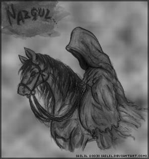 --The Nazgul--