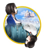 Two Elizabeth by dukimist800323