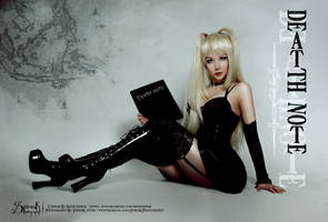 Misa Amane - This world is in my hands by IreneAstral