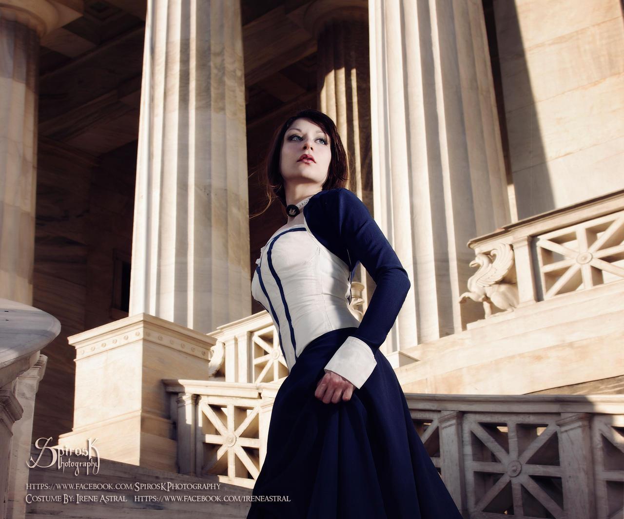 Bioshock Infinite Cosplay (Elizabeth): Ascending by IreneAstral