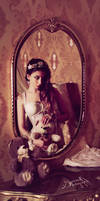 Vintage Boudoir: My Reflection