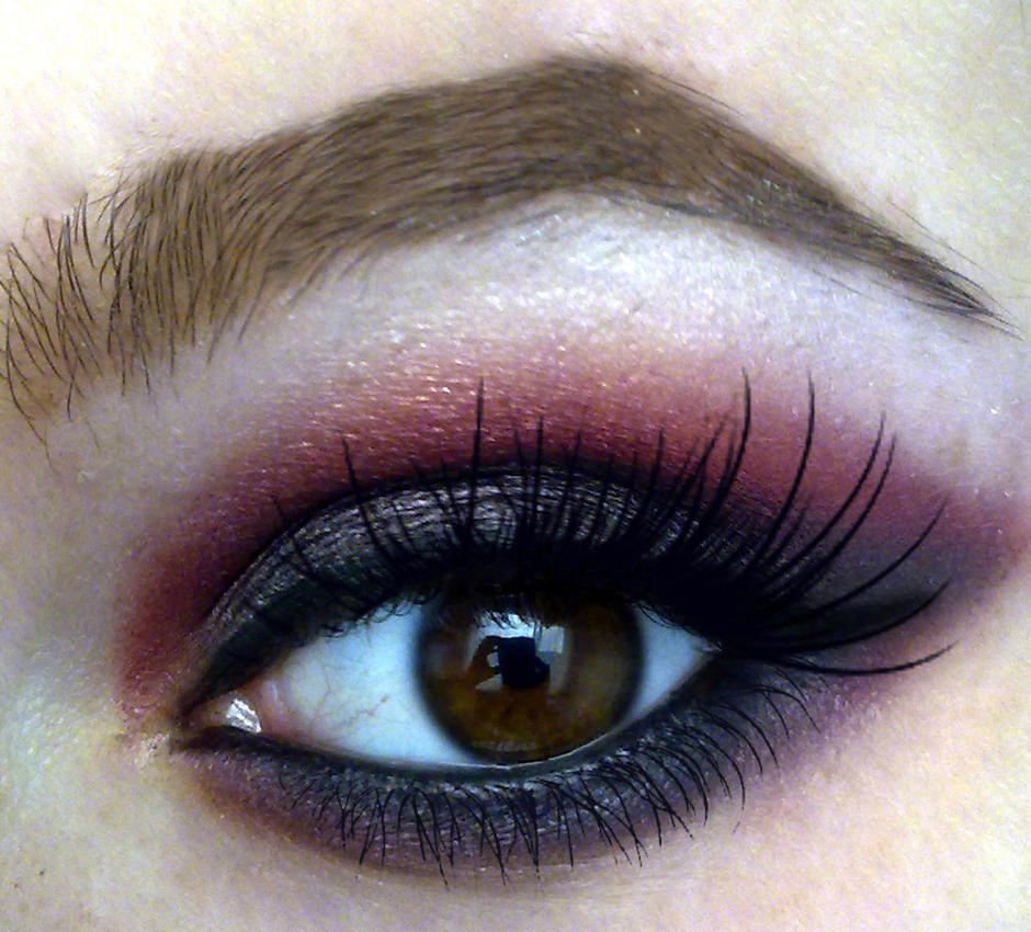 Request Vampire Makeup Look By KatelynnRose On DeviantArt