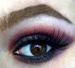 request: vampire makeup look