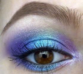 Blue lilac :D by KatelynnRose