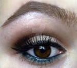 makeup for brown eyes :D