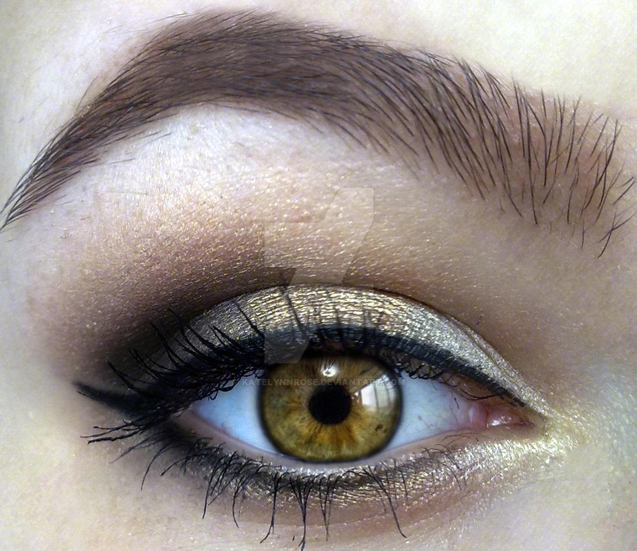 Makeup For Hazel Eyes D By KatelynnRose