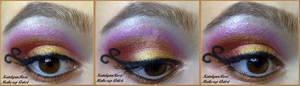 Aries make-up inspired