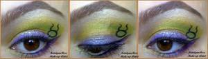 taurus makeup inspired