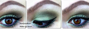 Green with envy by KatelynnRose