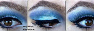 Lancome inspired: blue