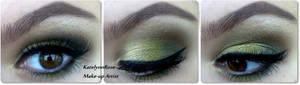 Green Ardell Lashes