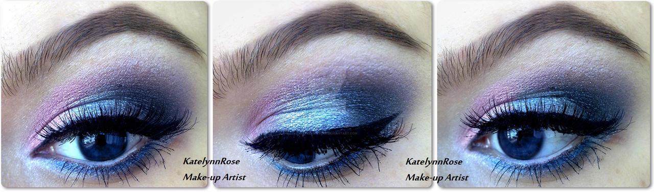 Request: Blue eye beauty
