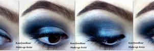 New year's eve make-up idea 1