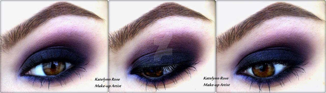 Smokey purple by KatelynnRose