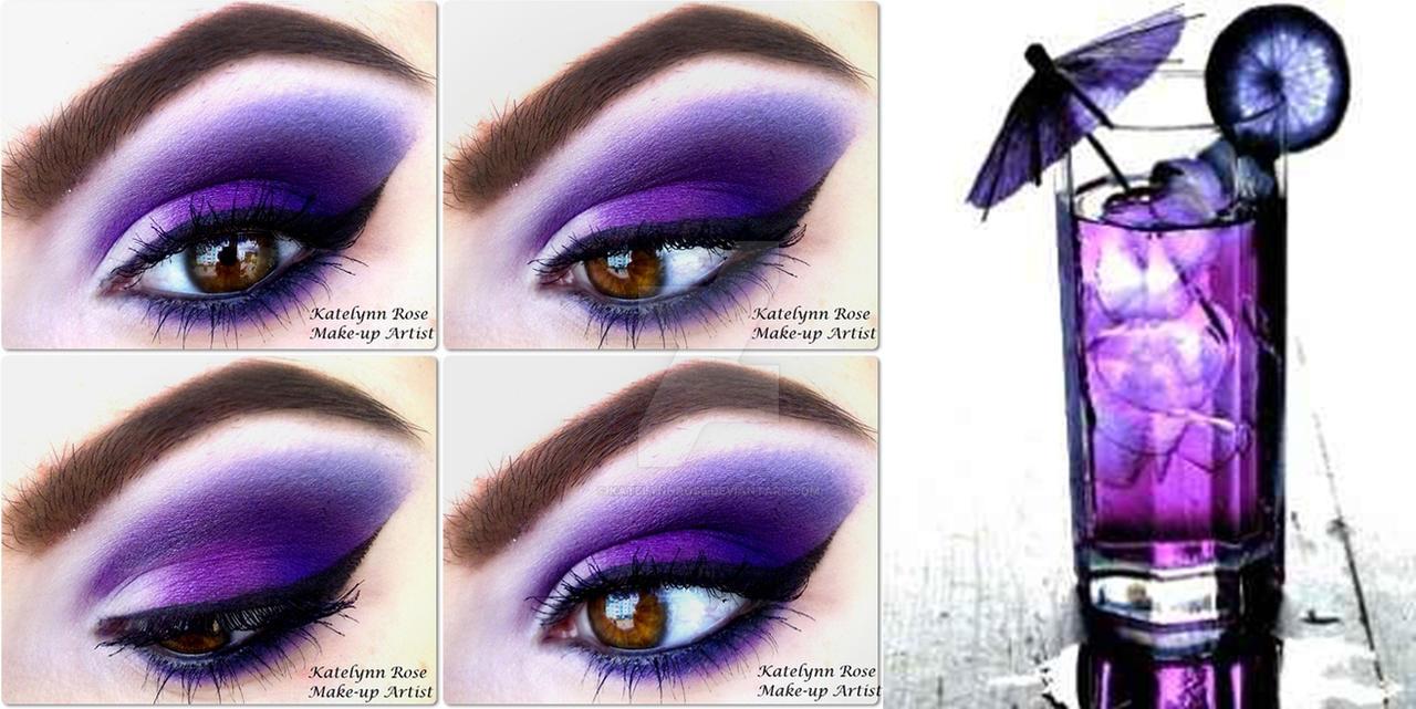 Purple Rain Cokctail by KatelynnRose