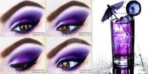 Purple Rain Cokctail