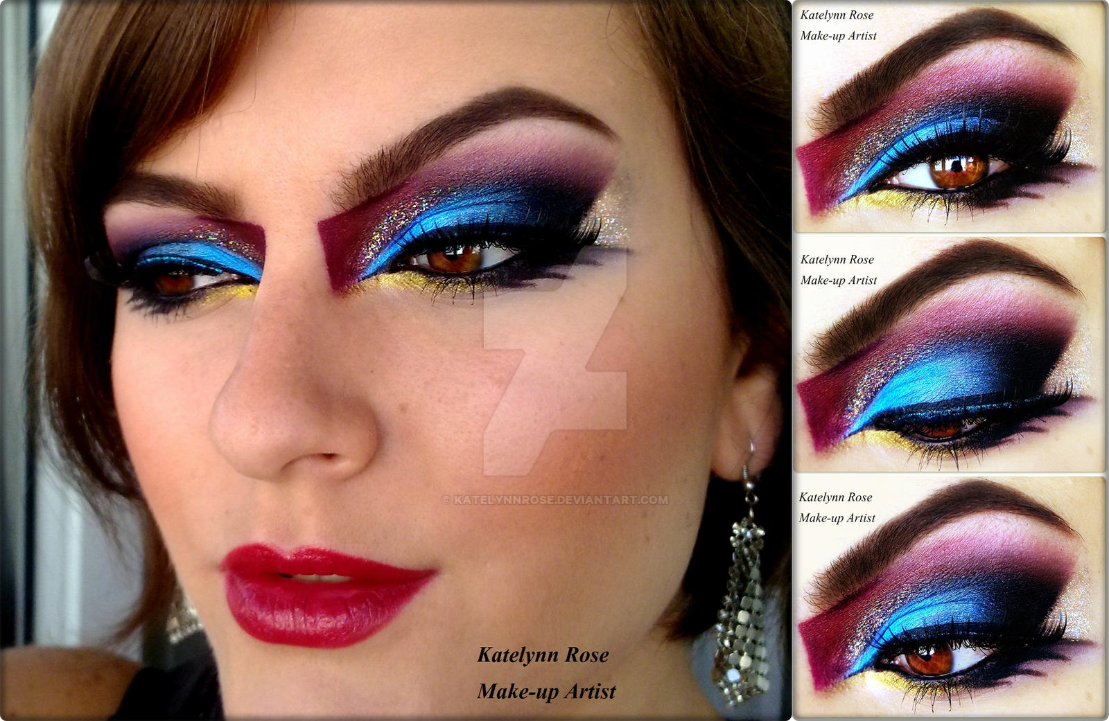Glam Rock Beauty by KatelynnRose
