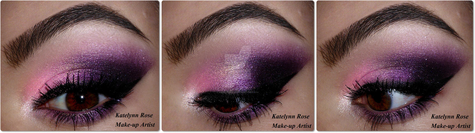 Purple Fantasy - YOUTUBE TUTORIAL by KatelynnRose