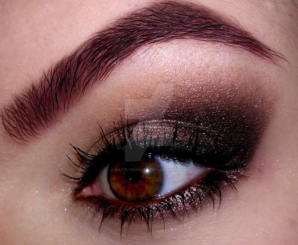 Smokey Brown...YOUTUBE TUTORIAL :D by KatelynnRose