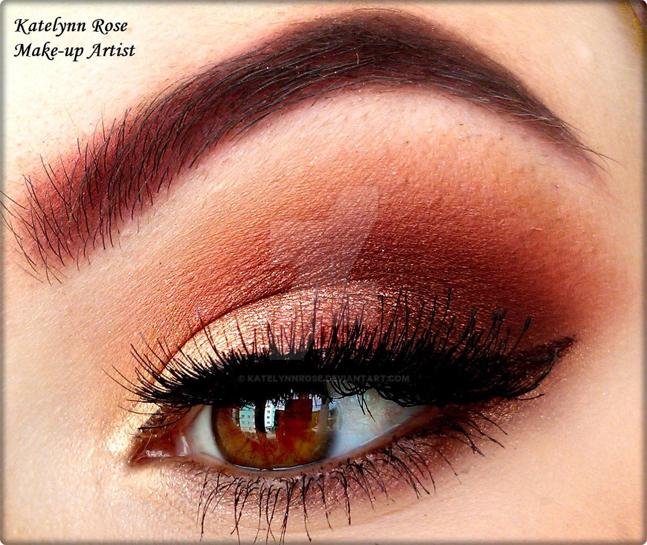 Summer Sunrise + tutorial by KatelynnRose