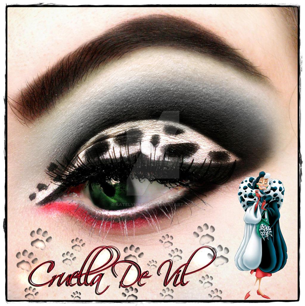 Cruella De Vil by KatelynnRose