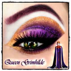 Queen Grimhilde by KatelynnRose