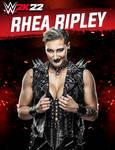 WWE 2K22: Rhea Ripley