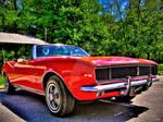 '67 Chevrolet Camaro -HDR-