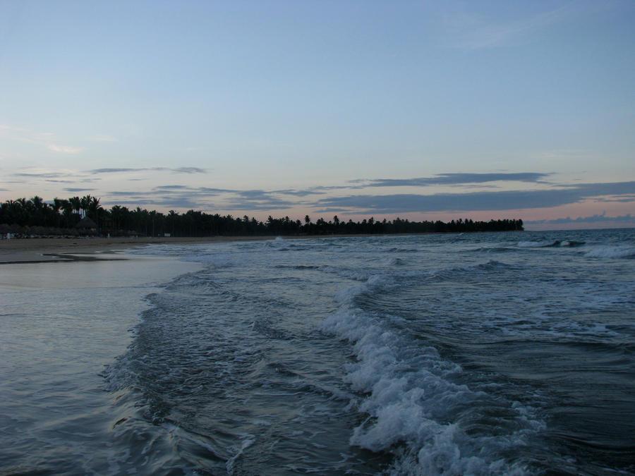 Beach by TheDAREBEARRR