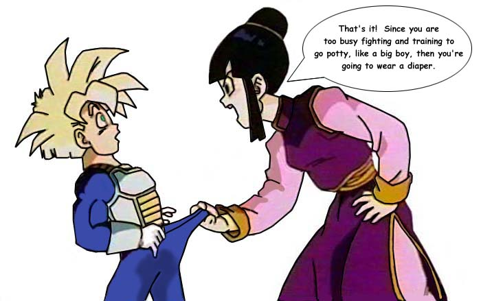 Really cool dbz chichi and bulma have sex geile