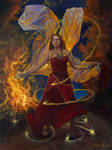 Dance of the Fire Fairies