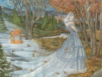 The Arctic Queen by DavidHoffrichter