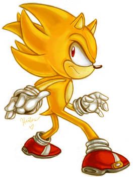 Super Sonic Sketch