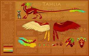 New Tahlia Sheet 2.0 by Heilos