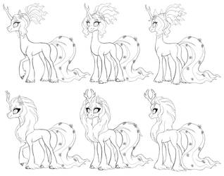 Harmony 1st and 2nd Form - WIP by Heilos