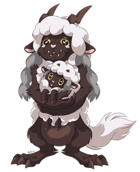 Guardian of the Wooloo