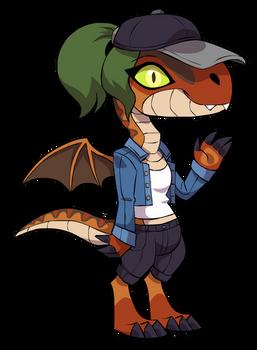 New Dragonsona