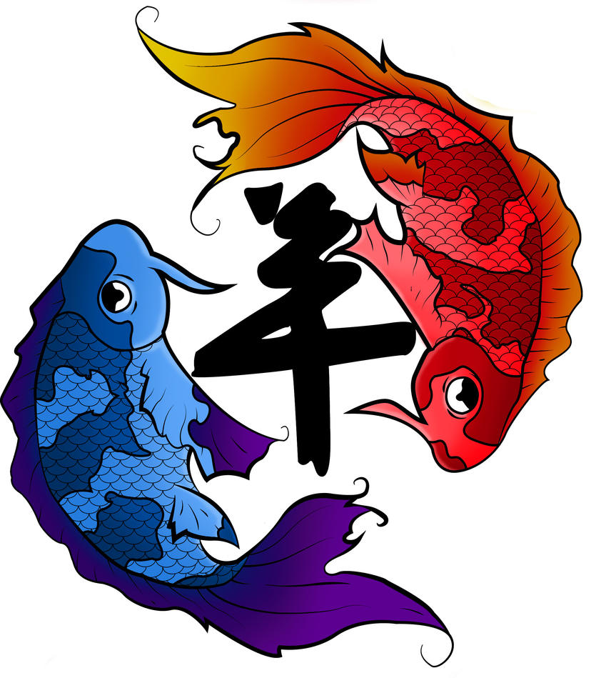 Koi Fish Tattoo Design by Mr-Jester-XIII on DeviantArt