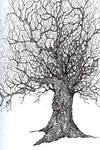 Tree in Pen