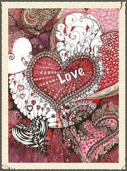 Valentine submission