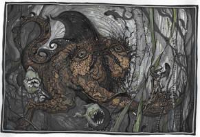 mud folk by Chobek