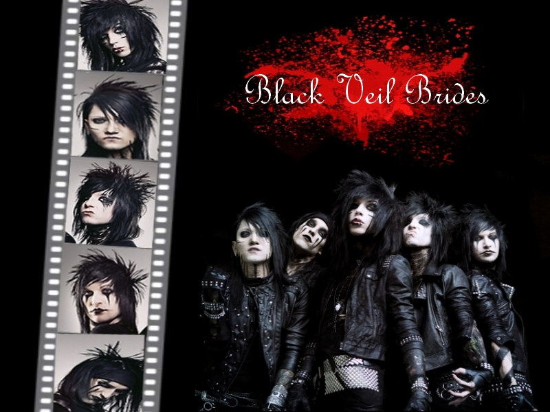 Black Veil Brides Wallpaper By Sexysharingan On Deviantart
