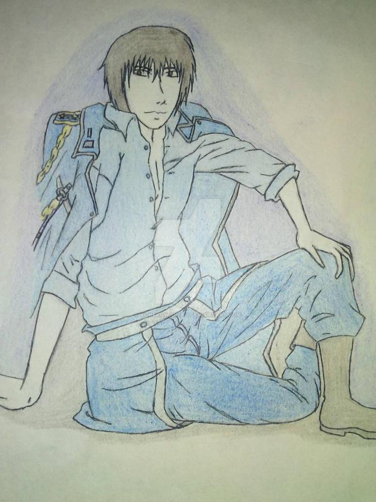 Roy Mustang Fanart by KonekoWaneko