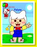OC Felyne Fake