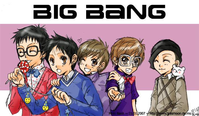 K Pop Big Bang Party By Kokoruri