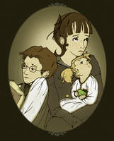 The Baudelaires Revisited by yellowbell