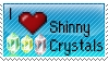 Crystal Lover Stamp by sk8migas
